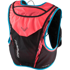 Dynafit Ultra 15 Mochila, fluo pink/methyl blue